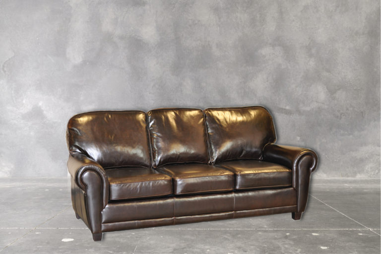 Carmel sofa Concrete Back Round