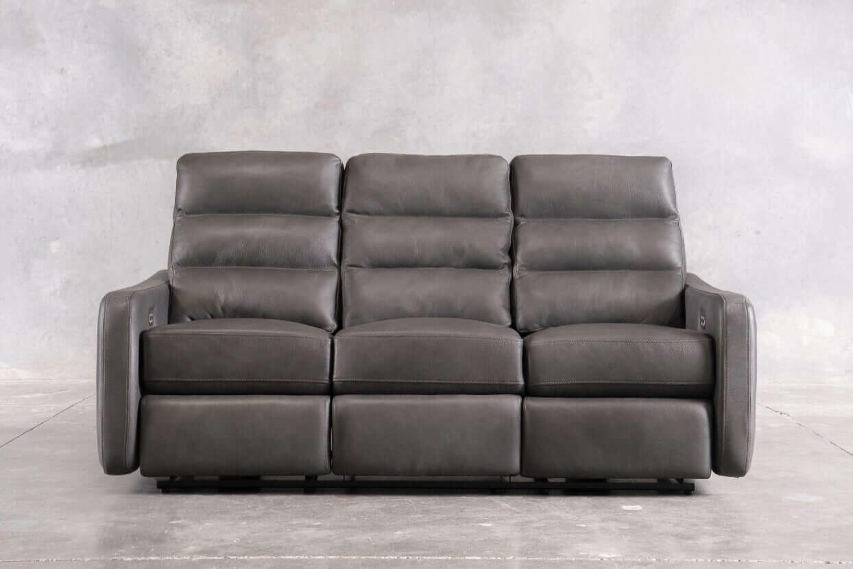 Tremendous Enzo Reclining Sofa Creative Leather Machost Co Dining Chair Design Ideas Machostcouk