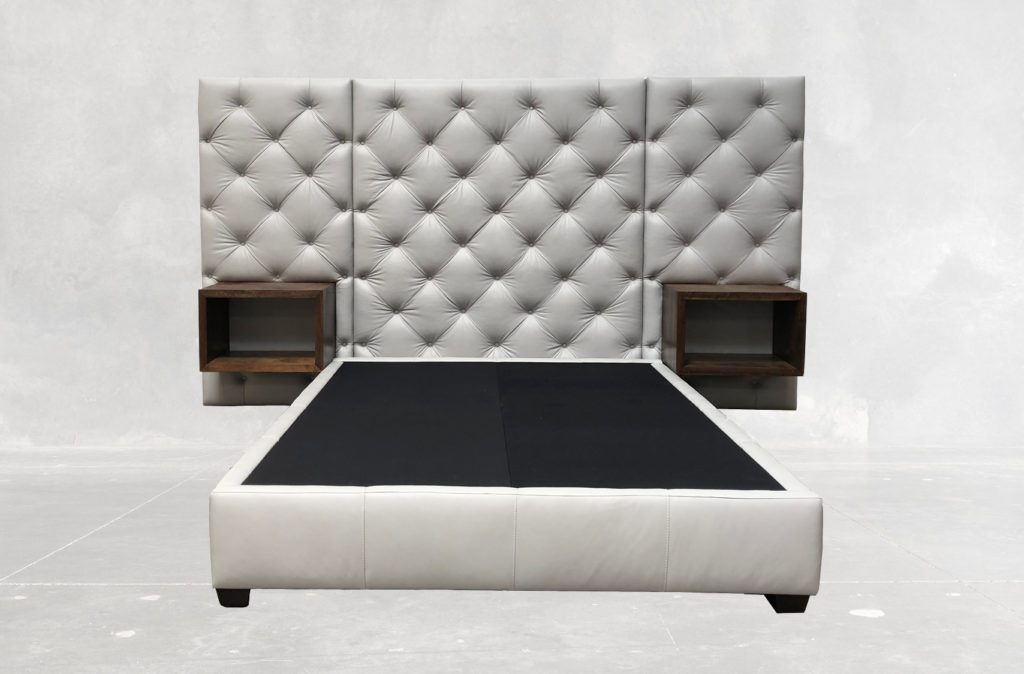 Landmark Tufted Bed