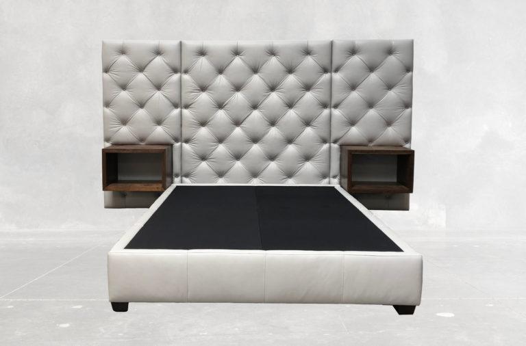 Landmark Tufted Bed