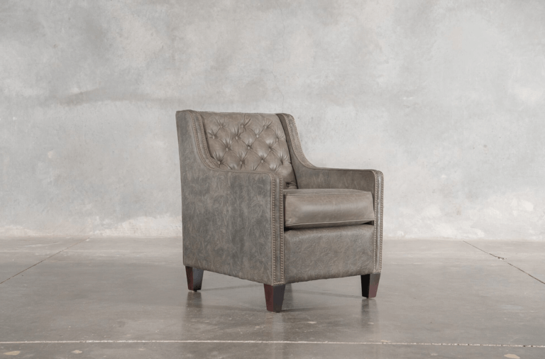 Milan Tufted Chair