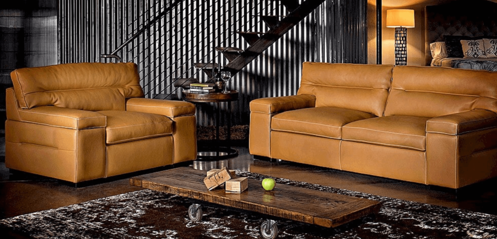 Monaco Sofa and Chair
