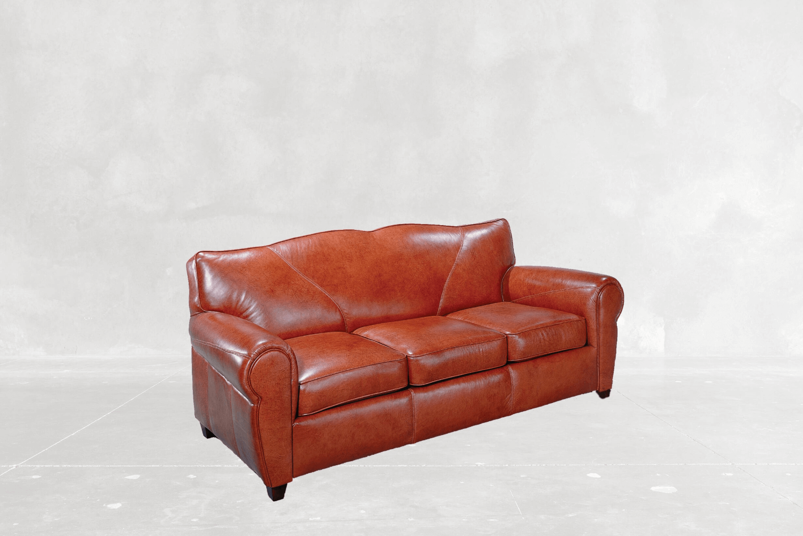 Paris Club Sofa - Creative Leather