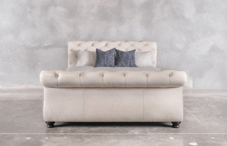 Sonoma Tufted Bed