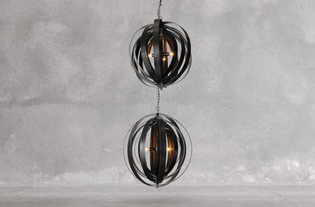Tournant Pendant Lights