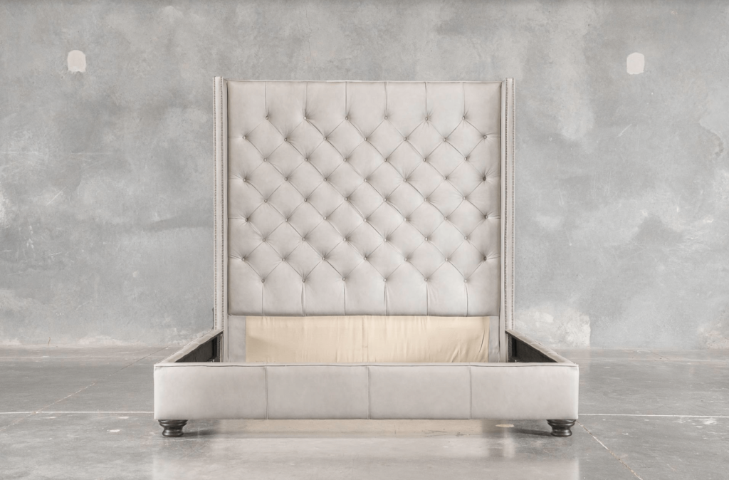 Lancaster Tufted Bed