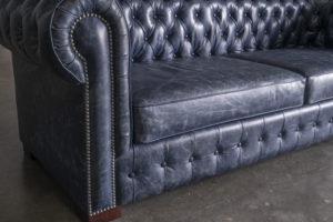 Chesterfield Sofa Detail Shot